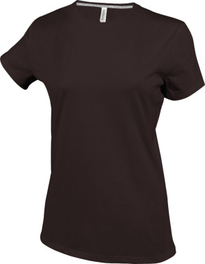 Kariban – Ladie ́s Short Sleeve Round Neck T-Shirt