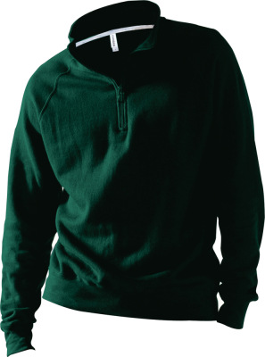 Kariban – 1/4 Zip Raglan Sleeves Sweatshirt