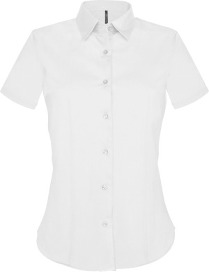 Kariban – Ladies Short Sleeve Stretch Shirt