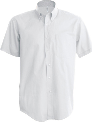 Kariban – Mens Short Sleeve Easy Care Oxford Shirt