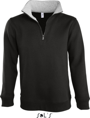 SOL'S – Men Sweat Shirt Scott 1/4 Zip