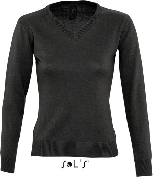 SOL'S – Womens V Neck Sweater Galaxy