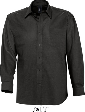 SOL'S – Mens Oxford-Shirt Boston Longsleeve