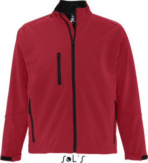 SOL'S - Men´s Softshell Jacket Relax (Pepper Red)