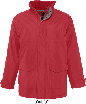 SOL'S - Parka Record (Red/Mouse Grey (Solid))