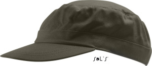 SOL'S – Three Panel Cap Che
