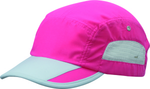 Myrtle Beach - Sportive Cap (pink/light-grey)