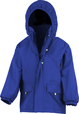 Result – Junior Rugged Stuff Long Coat