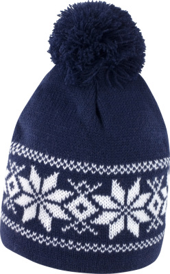 Result – Fair Isle Knitted Hat