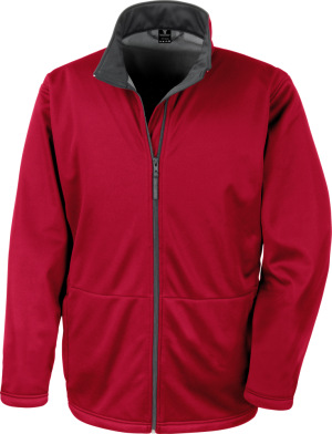 Result - Softshell Jacket (Red)