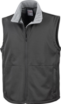 Result – Soft Shell Bodywarmer