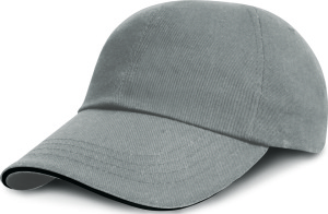 Result – Heavy Brushed Cotton Cap