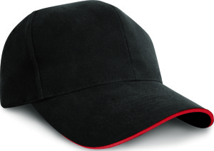Result – Pro-Style Heavy Cotton Cap