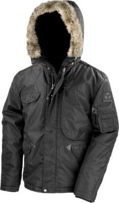 Result - Ulimate Parka Cyclone (Black)