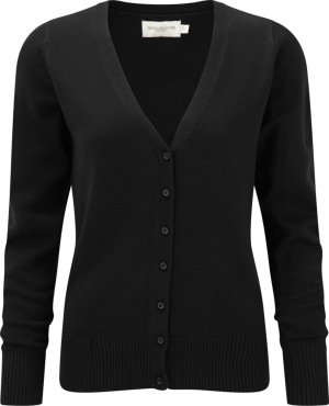 Russell – Ladies´ V-Neck Knitted Cardigan