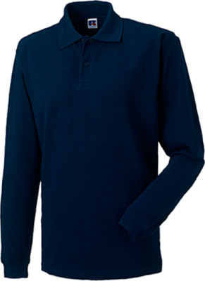 Russell – Longsleeve Classic Cotton Polo