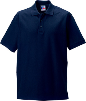 Russell - Men´s Ultimate Cotton Polo (French Navy)