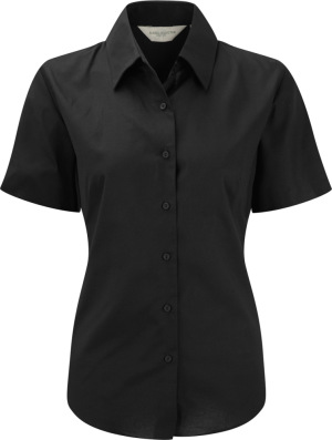 Russell – Ladies´ Short Sleeve Easy Care Oxford Shirt