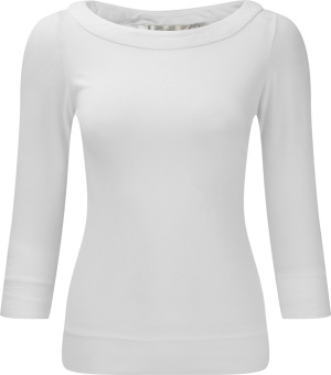 Russell – 3/4 Sleeve Stretch Top