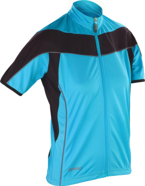 Spiro – Ladies Bikewear Full Zip Performance Top