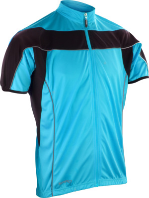 Spiro – Mens Bikewear Full Zip Performance Top
