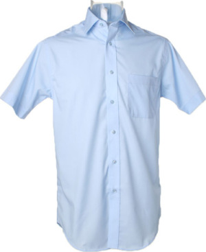 Kustom Kit – Premium Non Iron Corporate Poplin Shirt Shortsleeve