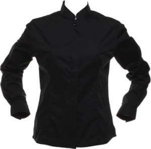 BarGear – Women´s Bar Shirt Mandarin Collar