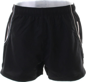 GameGear - Active Short (Black/White)