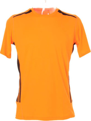 GameGear - Training T-Shirt (Fluorescent Orange/Black)