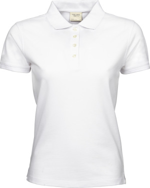 Tee Jays – Ladies Heavy Polo Piqué