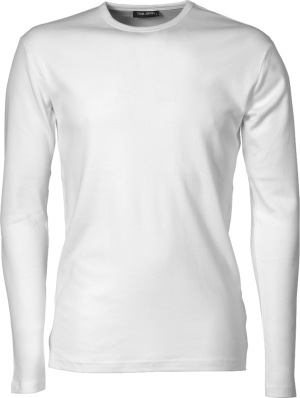 Tee Jays – Mens Longsleeve Interlock T-Shirt