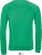 SOL'S - Herren Raglan Sweat Studio (heather green)