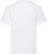 Fruit of the Loom - Herren Original V-Neck T-Shirt (white)