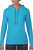 Women`s Lightweight Long Sleeve Hooded Tee (Damen)