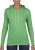 Women`s Lightweight Long Sleeve Hooded Tee (Női)