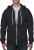 Adult Fashion Full-Zip Hooded Sweat (Herren)