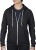 Ladies Fashion Full-Zip Hooded Sweat (Damen)