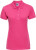 Russell - Damen Piqué Stretch Polo (fuchsia)
