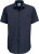 Poplin Shirt Smart Short Sleeve / Men (Herren)