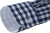 James & Nicholson - Men's Checked Shirt (glacier-blue/white)