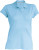 Ladies Short Sleeve Pique Polo Shirt (Women)