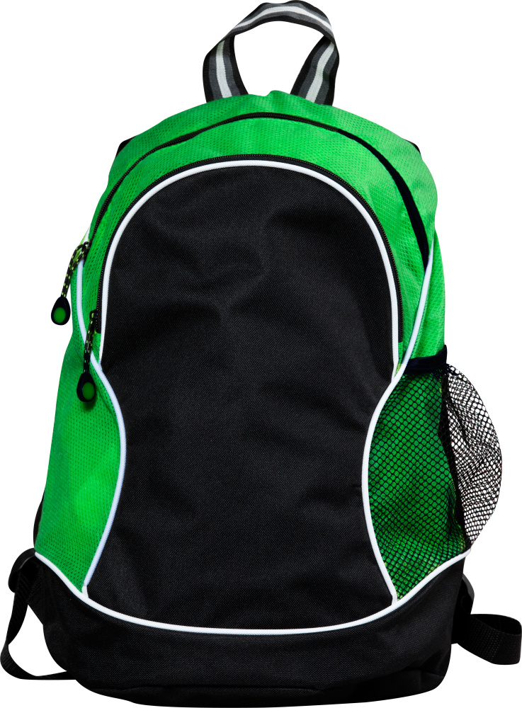 4a4ae4a4e20bd Basic Backpack (apfelgrün) for embroidery and printing - Clique ...