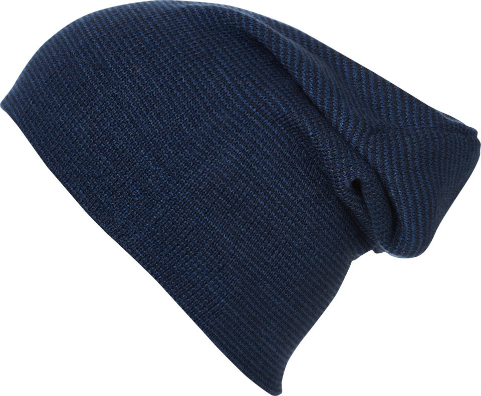Casual Long Beanie (denim navy) for embroidery - Myrtle Beach - Caps ... f1f213a4b65