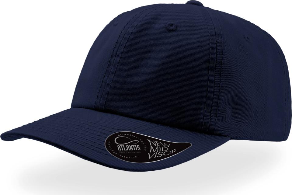 3e783e3ed 6 Panel Chino Cap Dad Hat navy