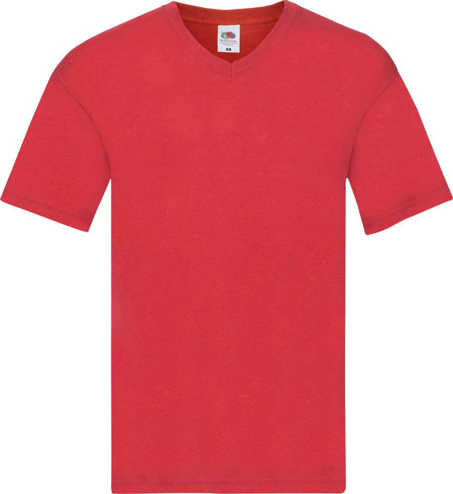 Fruit of the Loom Original V Neck T-Shirt