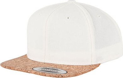 e7302a9fac7d9 Cork Snapback (Natural) for embroidery - Flexfit - Caps & Knitted ...