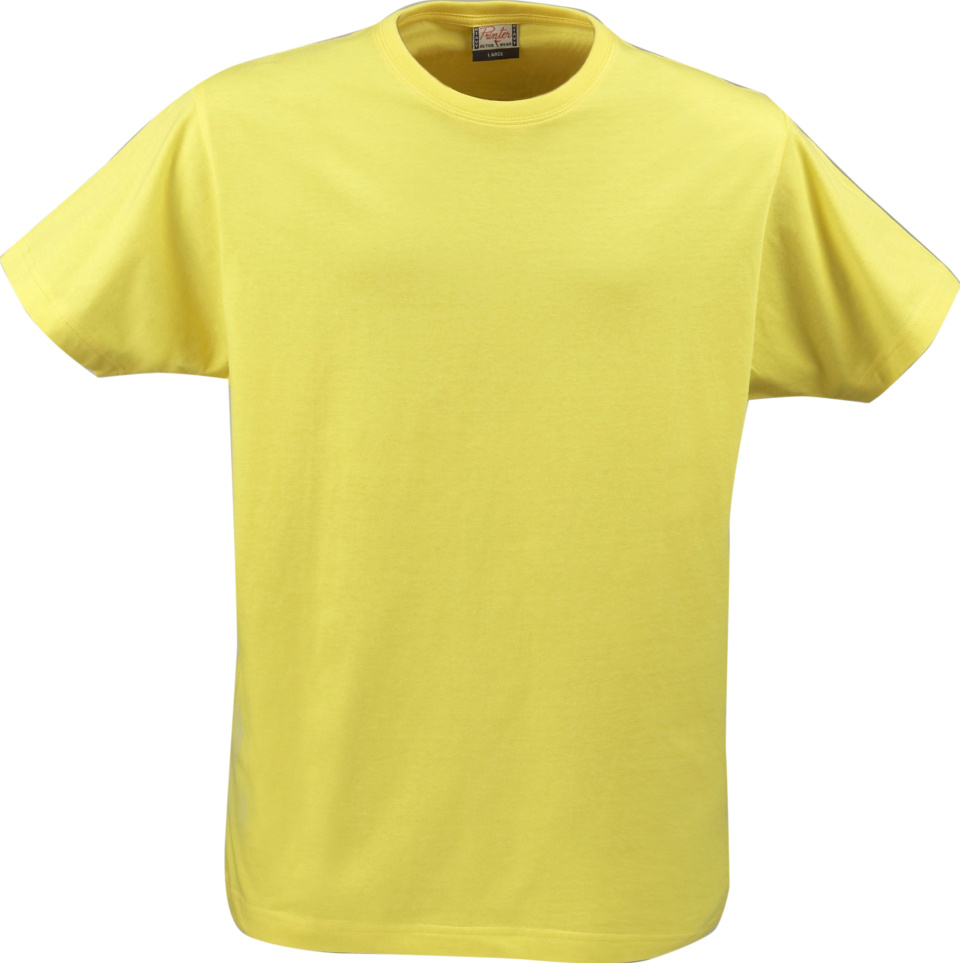 371eb173d41b72 Heavy T-Shirt RSX (lemon) for embroidery and printing - Printer ...