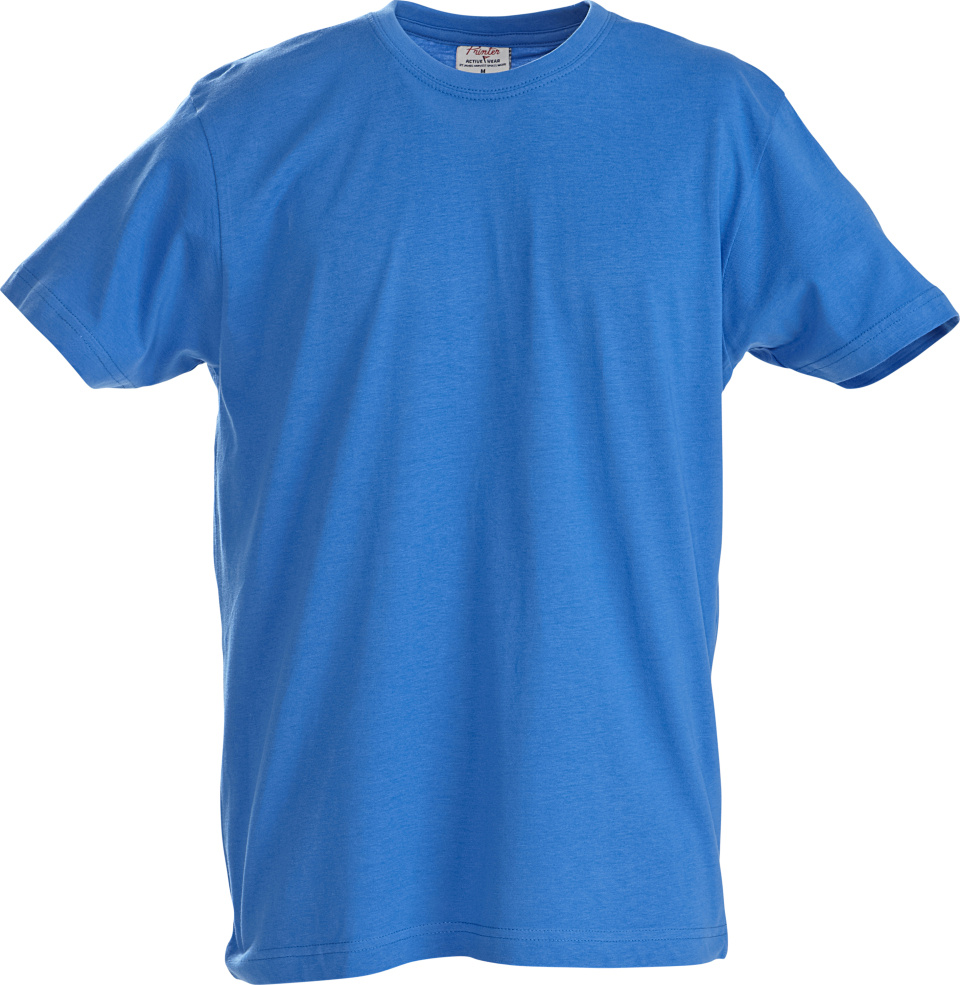 47366e63df5316 Heavy T-Shirt RSX (blau) for embroidery and printing - Printer ...