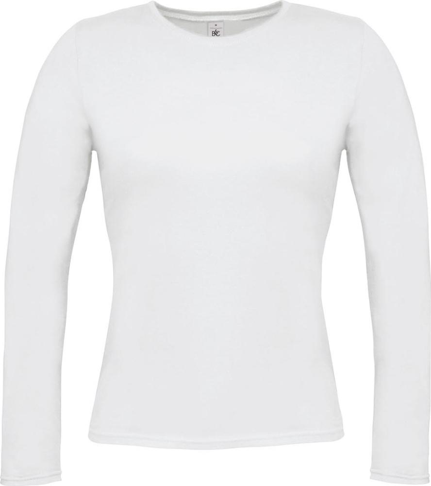 274eea2f84e3ea T-Shirt Women-Only Longsleeve (White) zum besticken und bedrucken ...