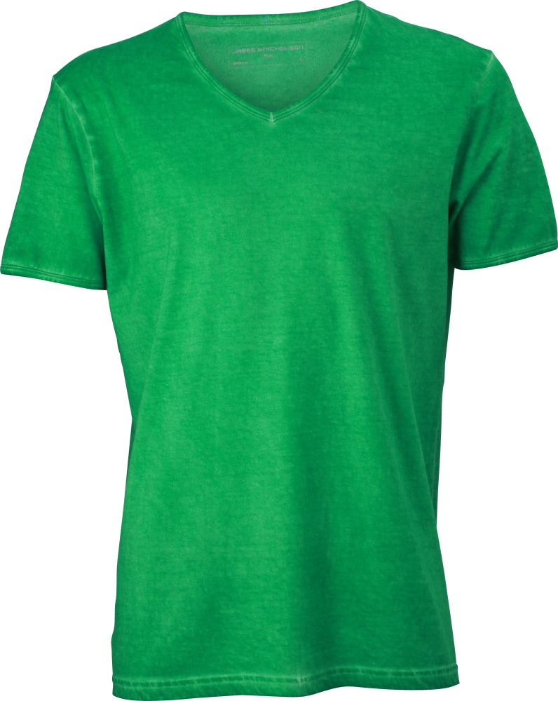 2f808db936 Men´s Gipsy T-Shirt (Fern Green) for embroidery - James & Nicholson ...